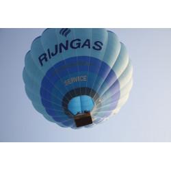 Vulling Propaan voor Balloonvaart