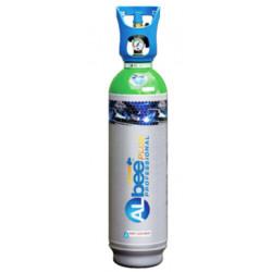 Vulling Argon mix 13 liter 2%Co2 300bar Albee Weld