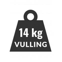 14 kg Propaan co2 neutraal Vulling