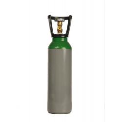 Nieuwe volle fles Argon 2 liter 200Bar  Supergas