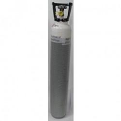 Zuurstof 2 liter 200Bar Volle nieuwe gasfles